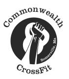Commonwealth CrossFit in Somerville, MA close to Harvard, Prospect Hill, Winter Hill, Cambridge, MIT, Tufts, Porter Square, Boston, Arlington and Medford MA